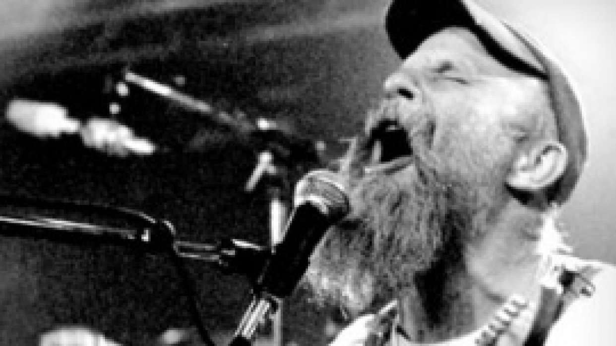 Final (For Now) Seasick Steve in Oakland - student project