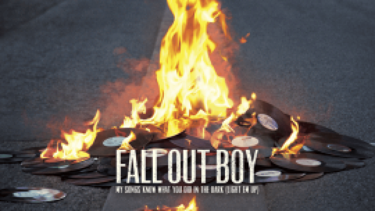 Fall Out Boy - student project