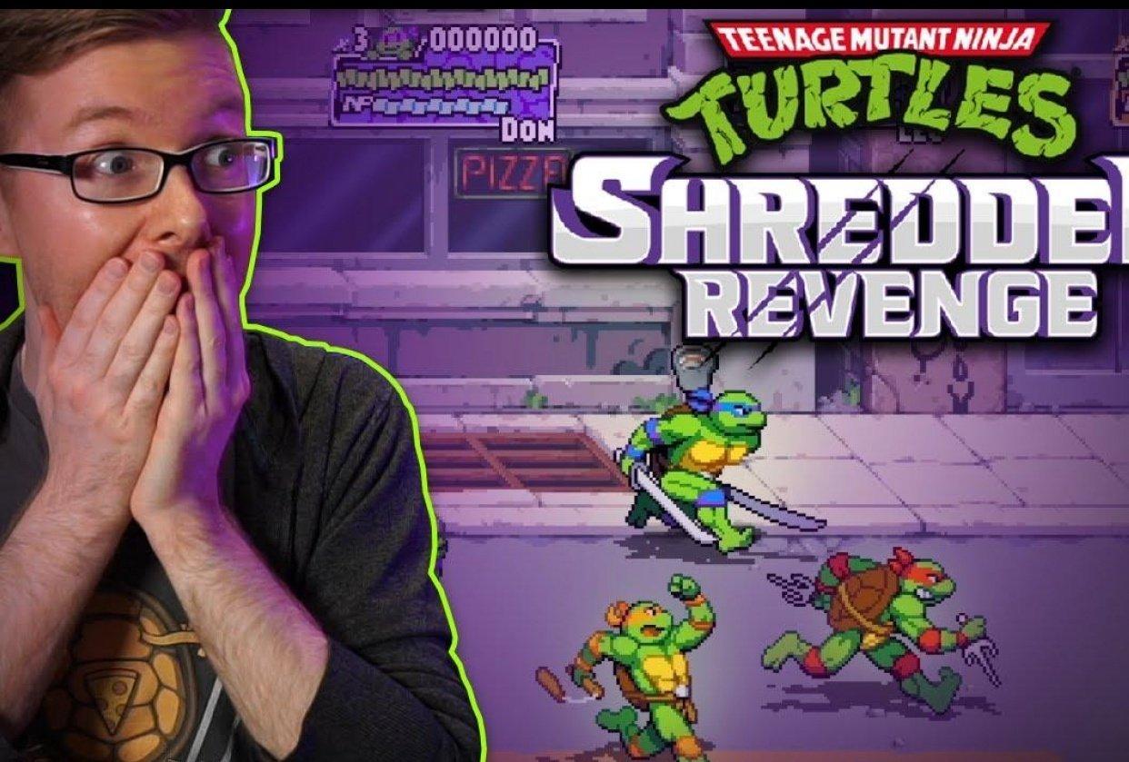 Teenage Mutant Ninja Turtles Shredder's Revenge | The Greatest Beat 'em Up of al - student project