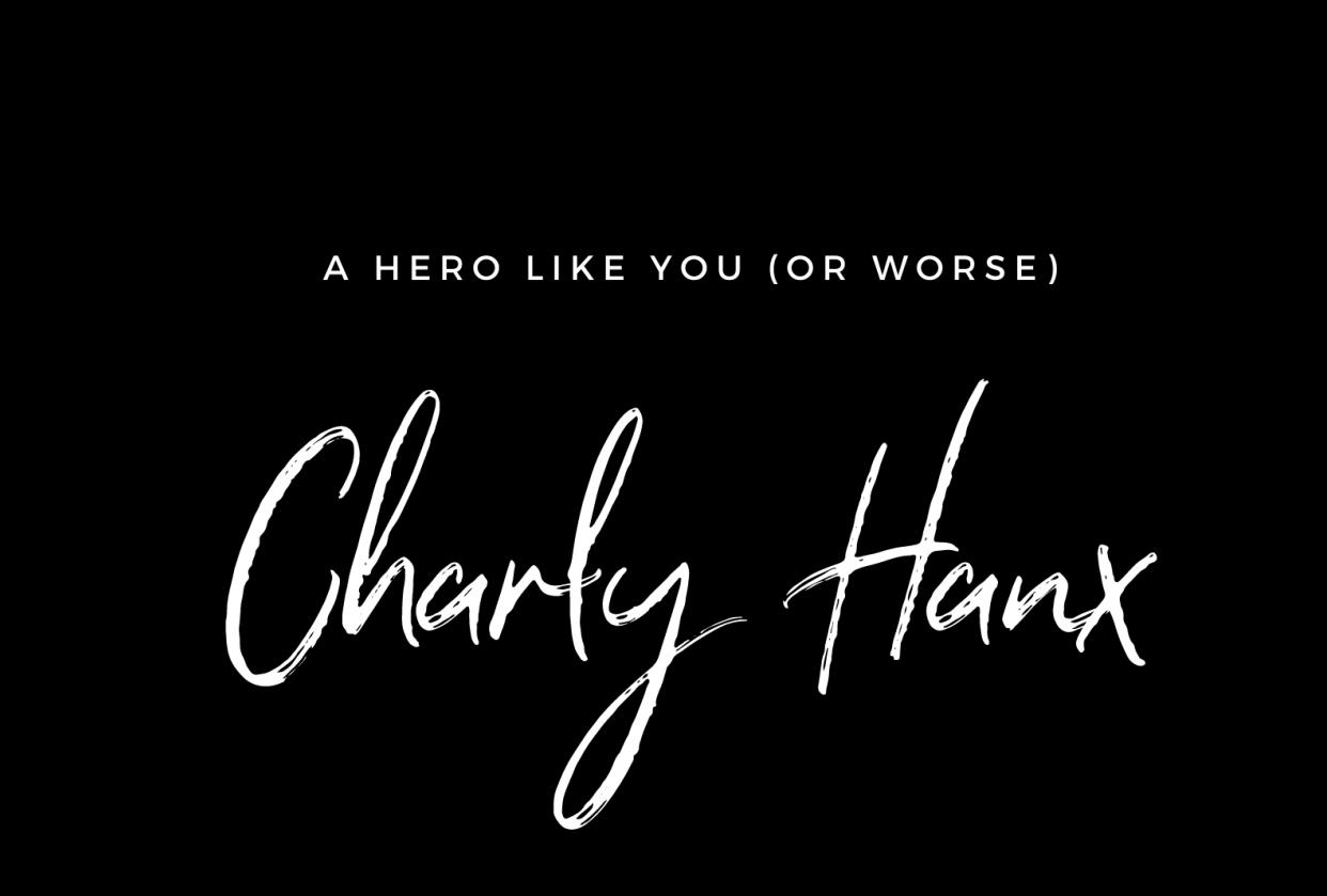 Charly Hanx - Teaching Writing + Creativity - student project