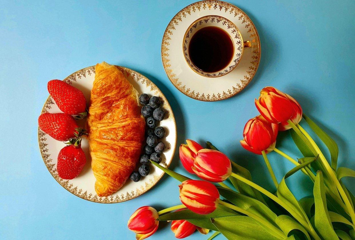 Sunday breakfast - student project