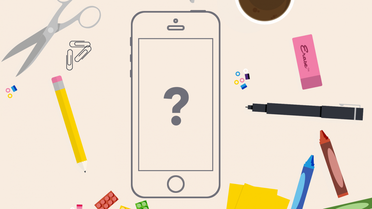 New iPhone Game Concept - student project