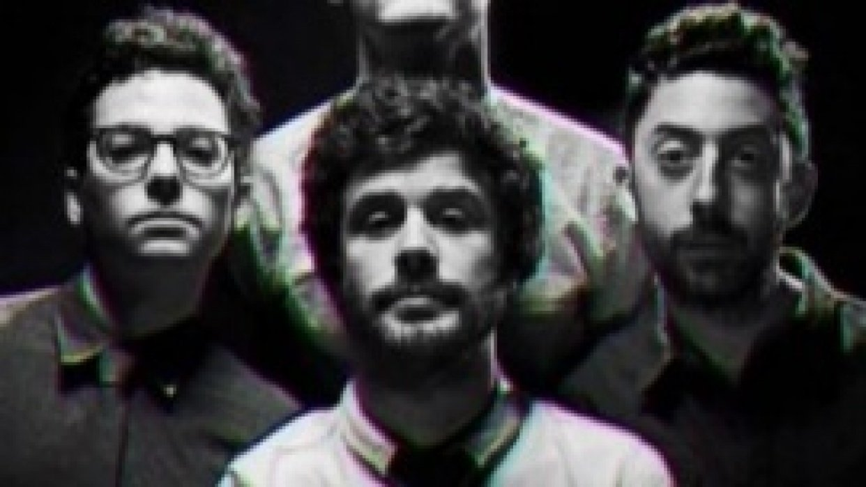 Passion Pit - student project