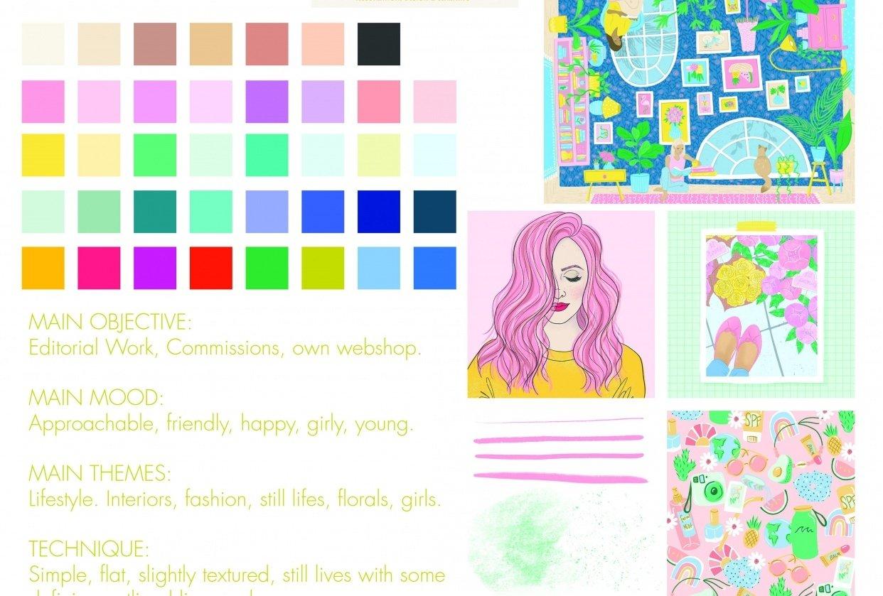 My EmmaKisstina Style Recipe Card - student project