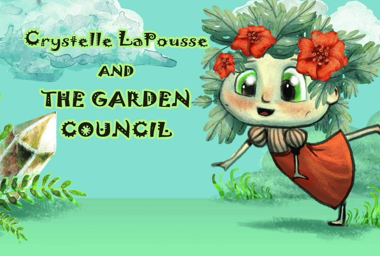 Crystelle LaPousse and the Garden Council - student project