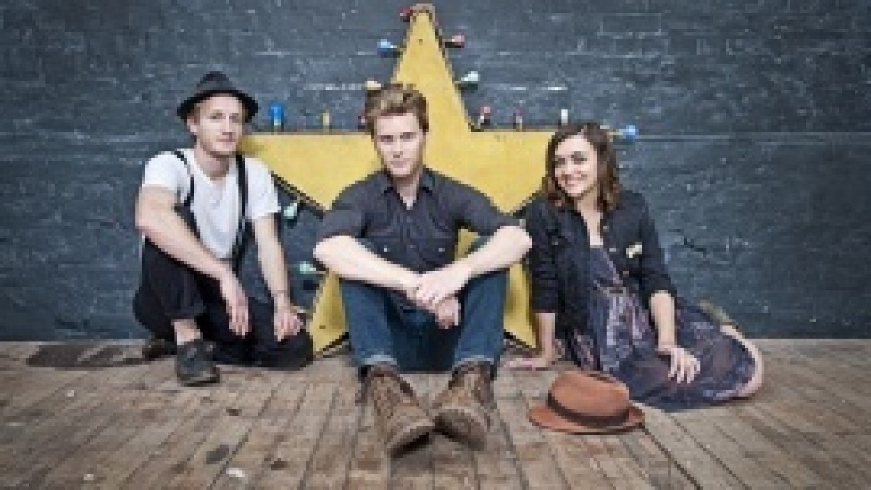 The  Lumineers - student project