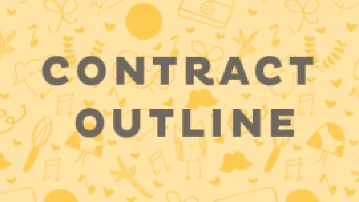 Contract Outline - student project