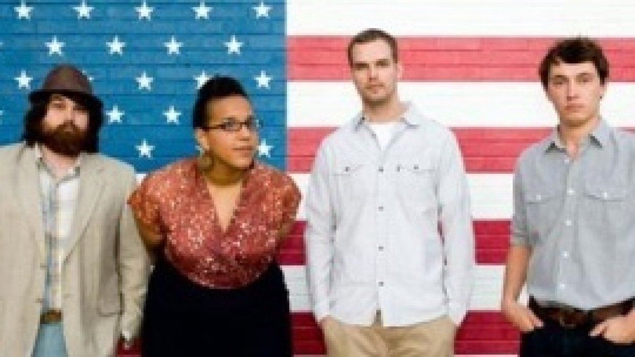 Alabama Shakes at the Paramount, Seattle, 3/3/13 - student project