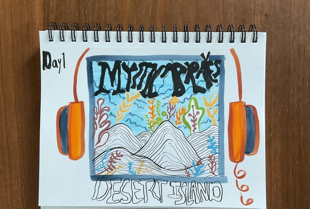 Daily Journaling - student project