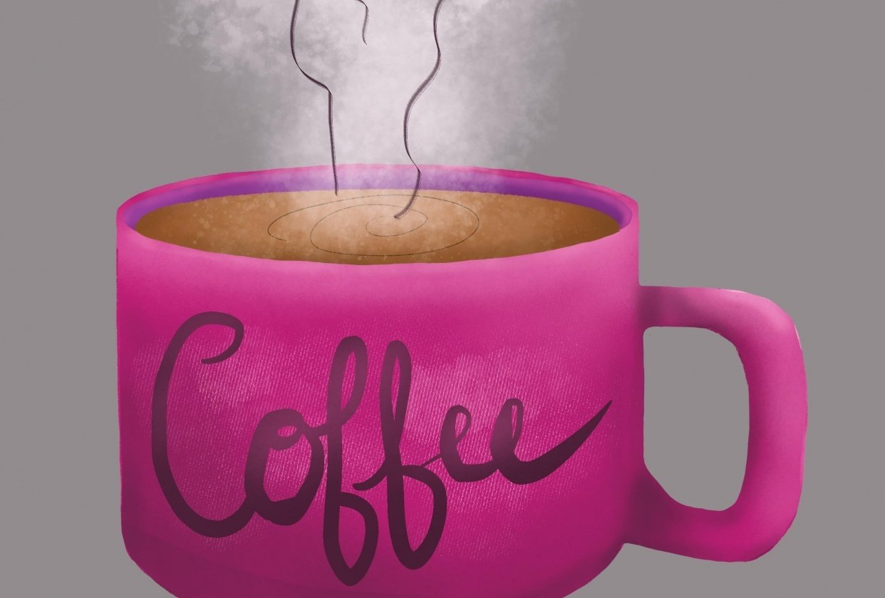Coffee is my favorite thing - student project
