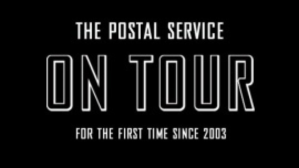 The Postal Service...2013! - student project