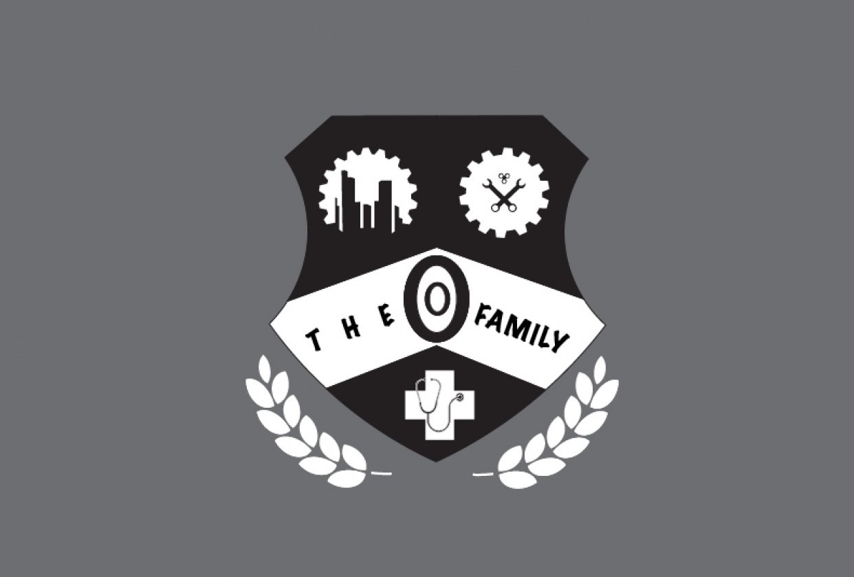 The Oo Family - student project