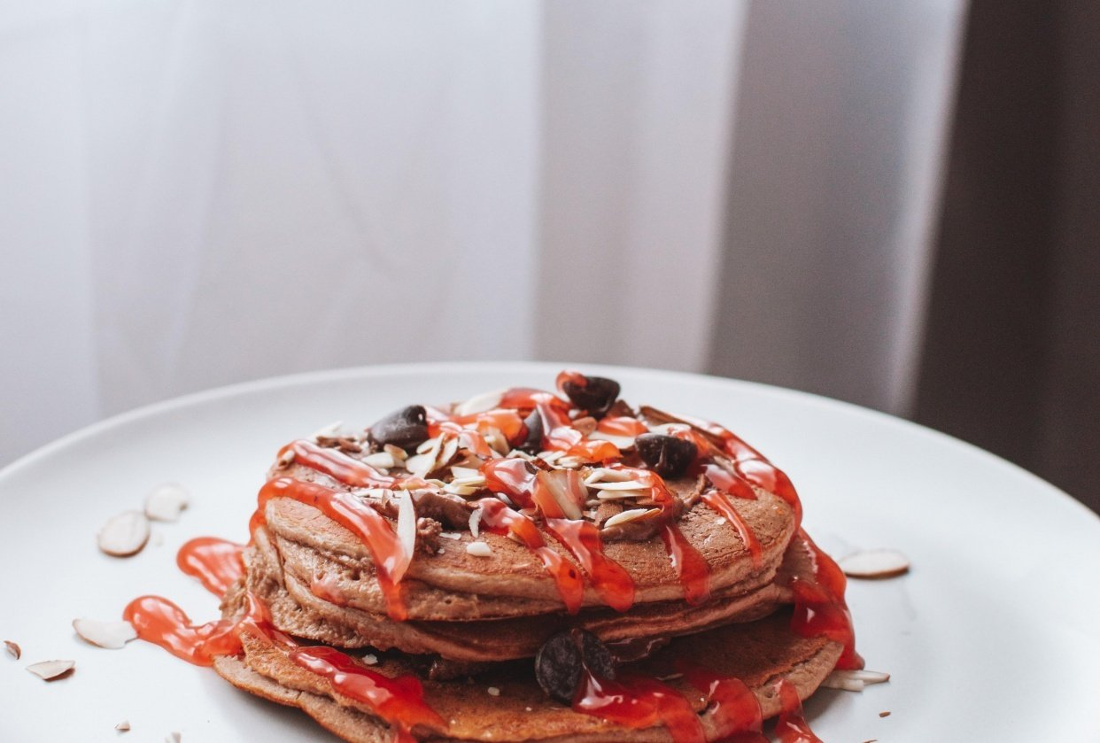 Pancakes - student project