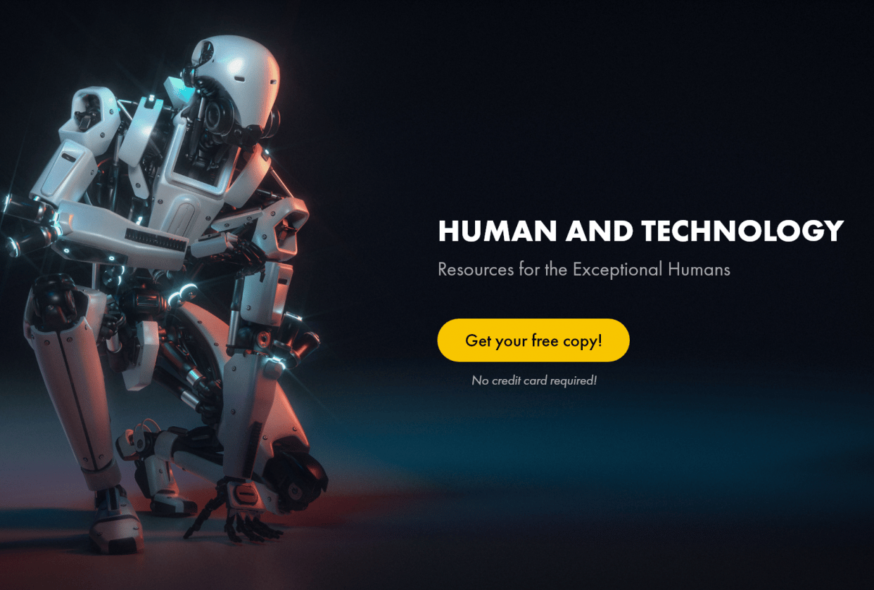Human and Technology - student project
