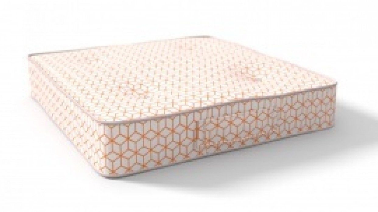 Fabrics   Floor pillow - student project