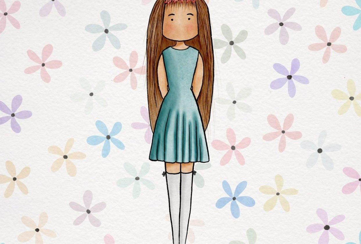 Brenda Bakker Girl - student project