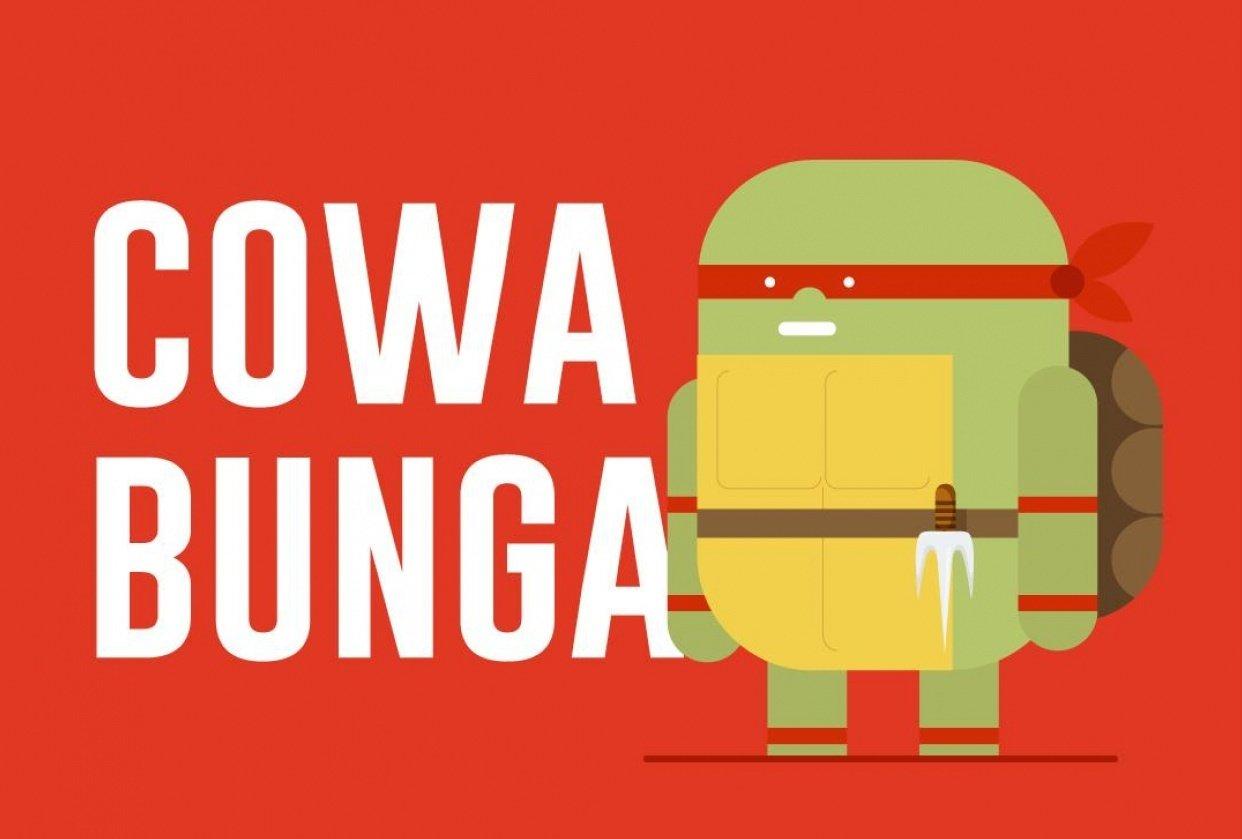 Ralph - Ninja Turtles - student project