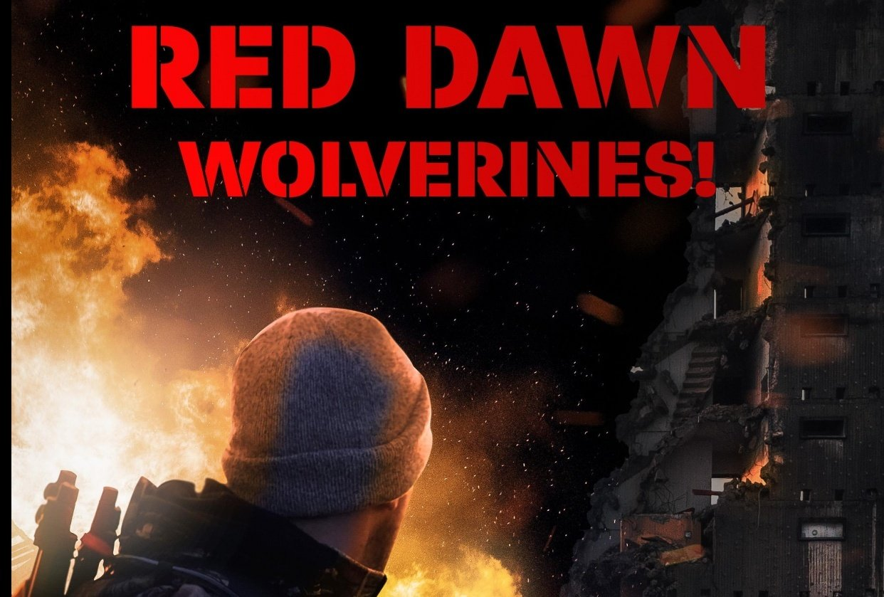 Red Dawn - student project