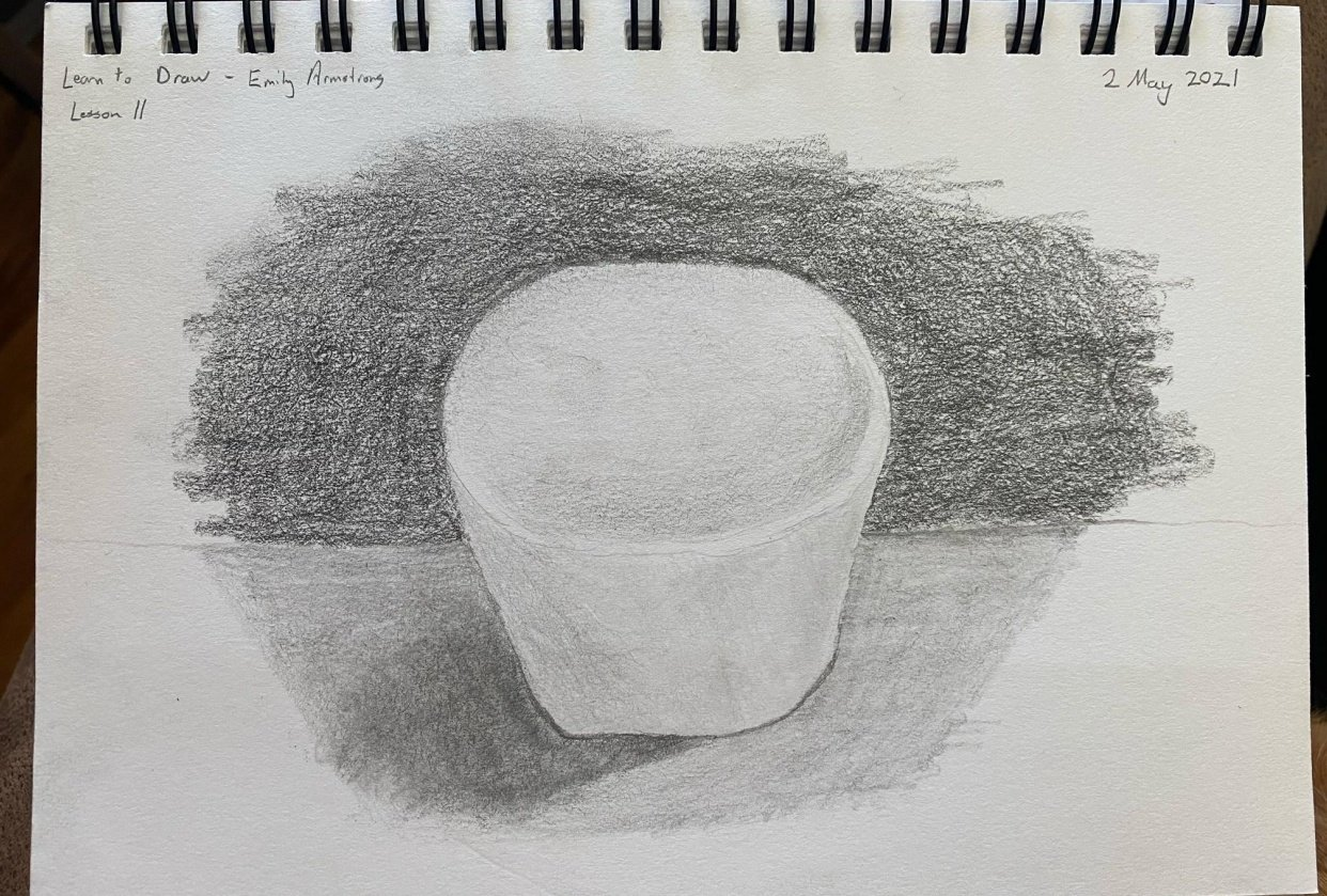 Learn to Draw: Complete Course - Exercises - student project