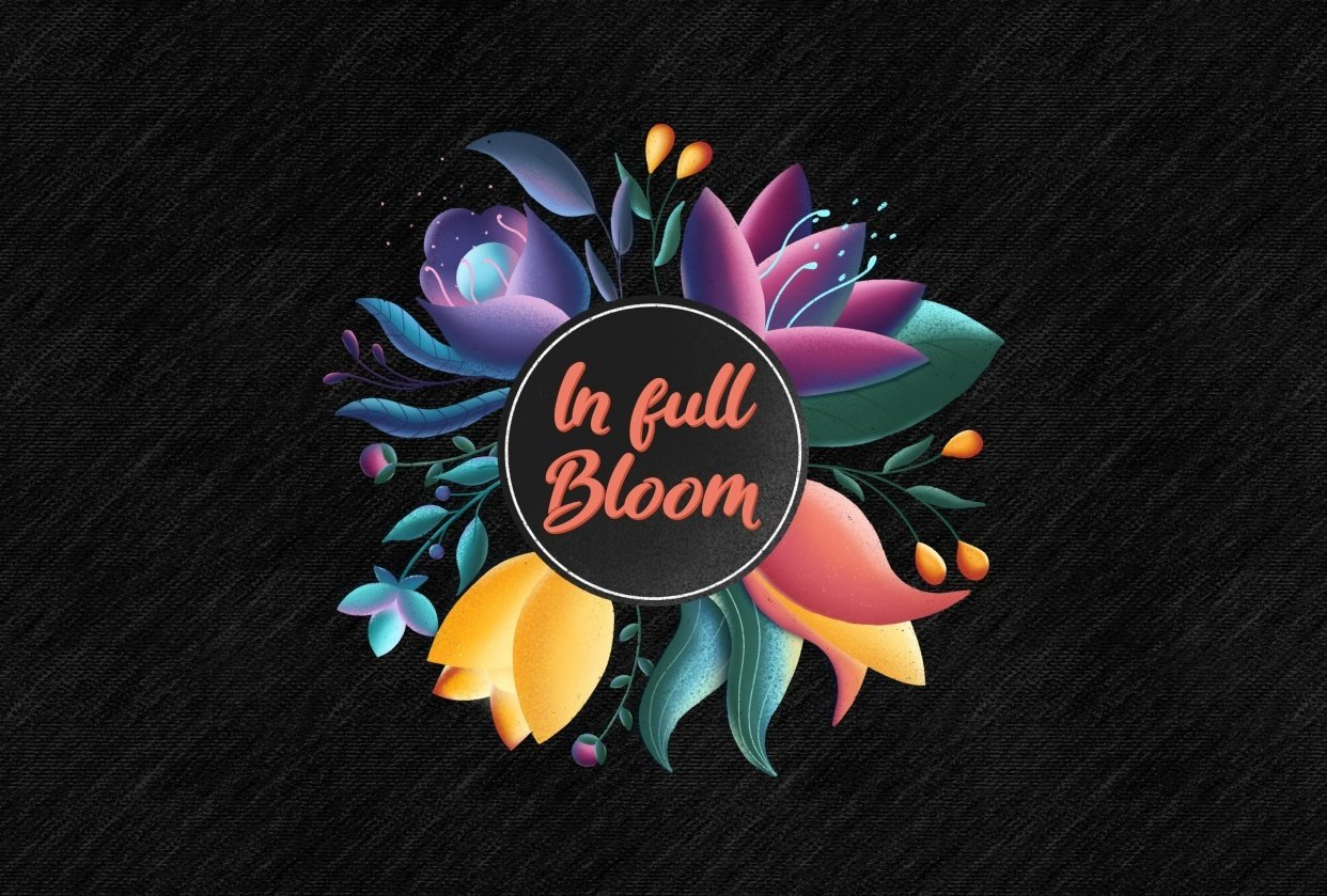 In Full Bloom - student project