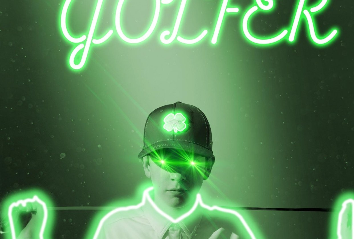 The Golfer - student project