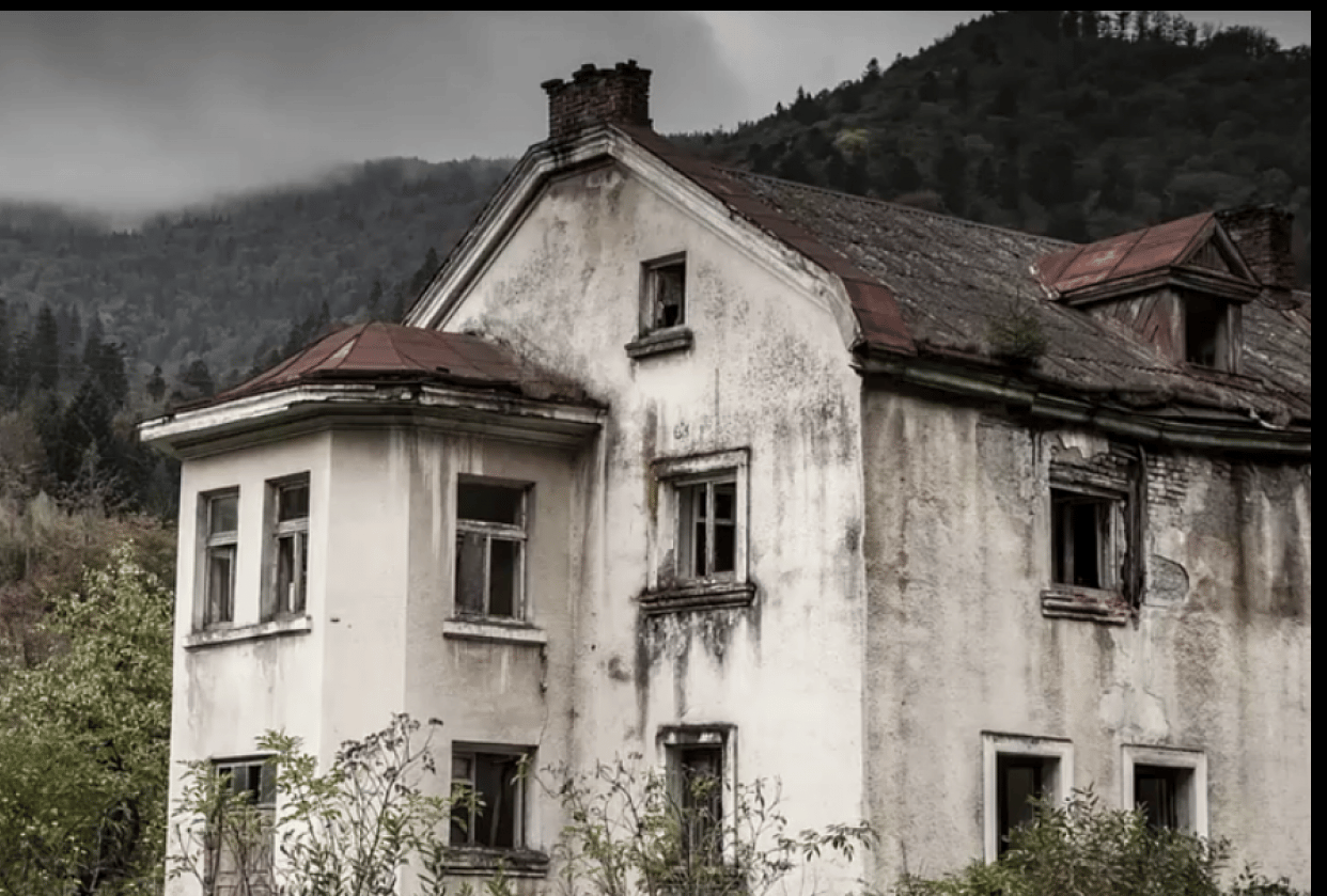 Observation - Haunted House - student project