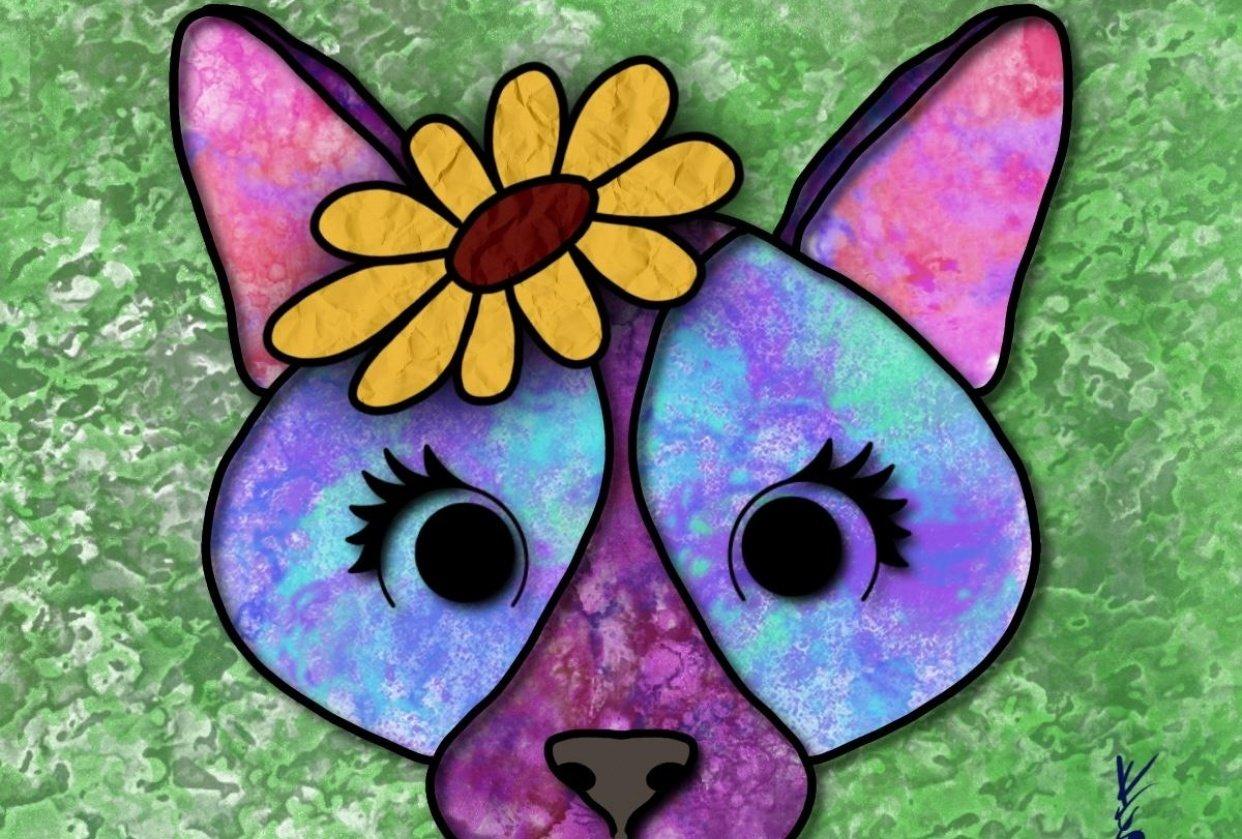 Goofy animals - student project
