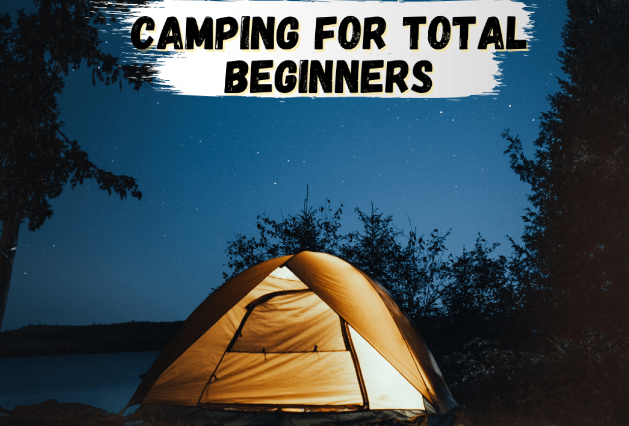 Camping for Total Beginners - student project