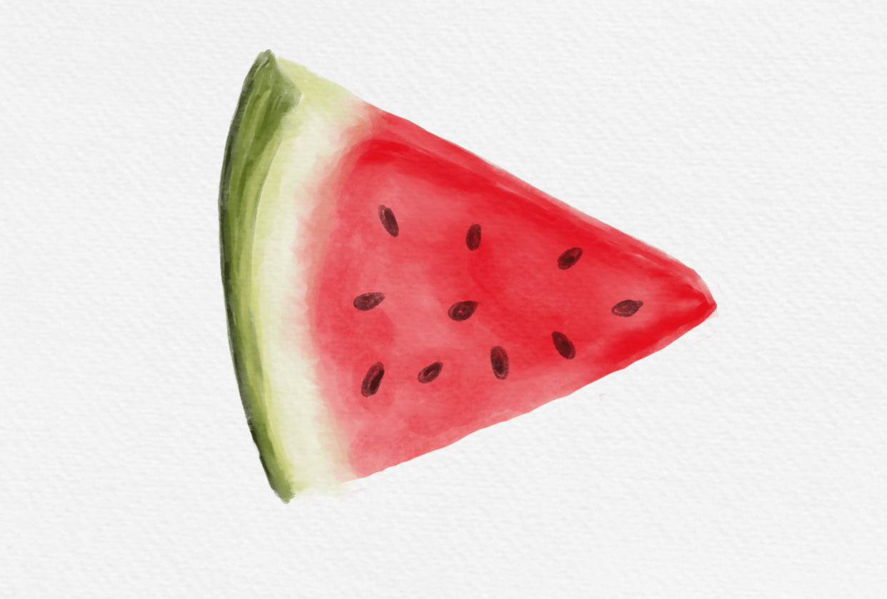 Watermelon sugar high - student project