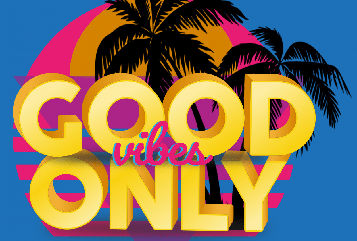 Good Vibes - student project