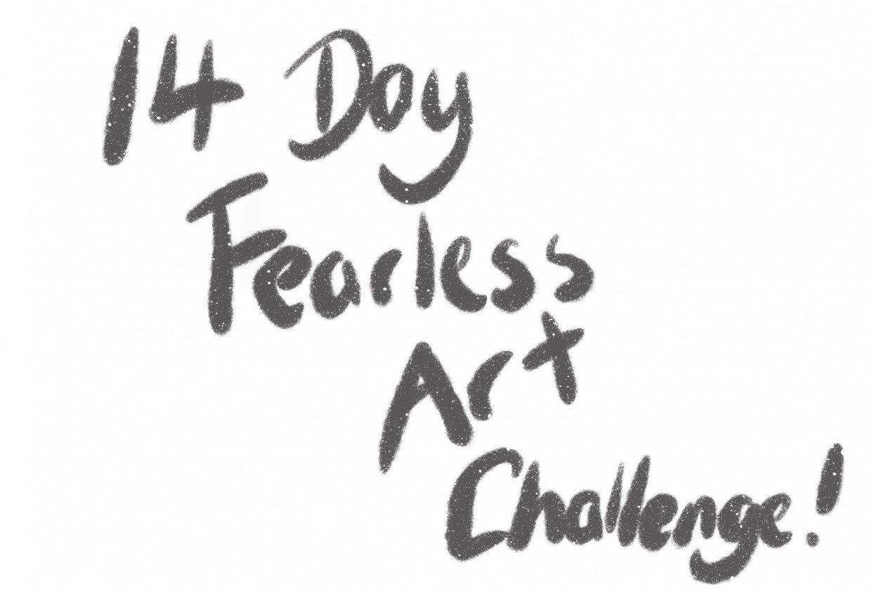 14 Day Fearless! - student project