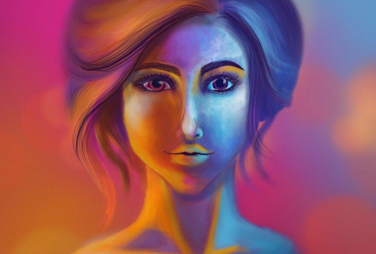 Light & Colour Study - student project