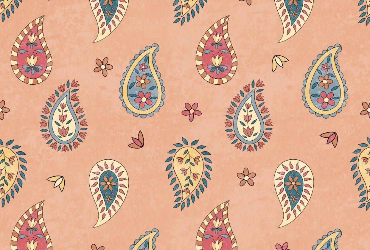 Rachel's Paisley Patterns - student project