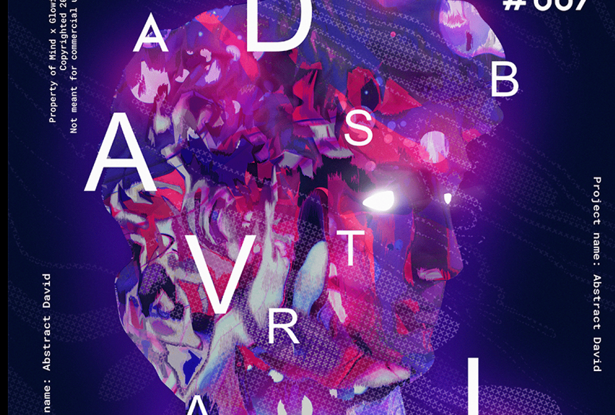 Abstract David - student project