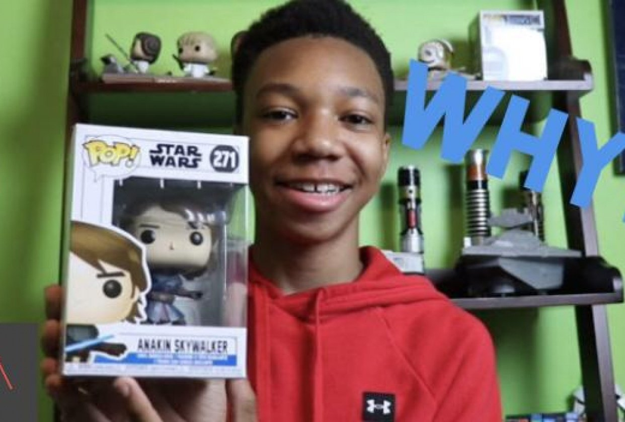 Why I Collect Funko Pop's! - student project