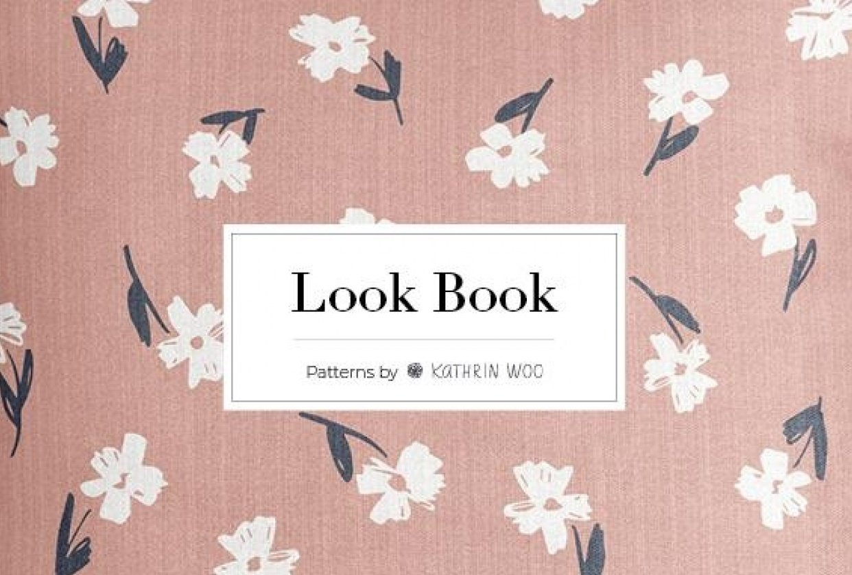 Look Book 2021 | Kathrin Woo - student project