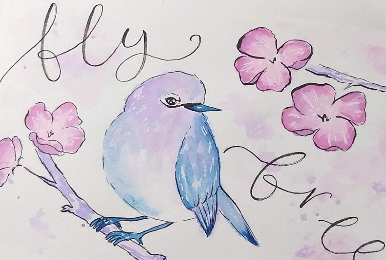 Fly Free - student project
