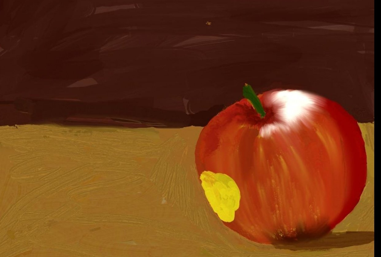 Juicy Apple - student project
