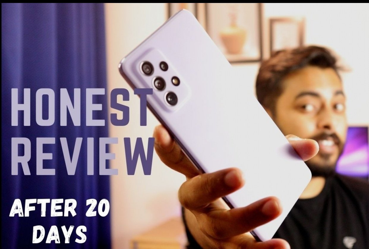 Samsung Galaxy A72 Honest Review - student project