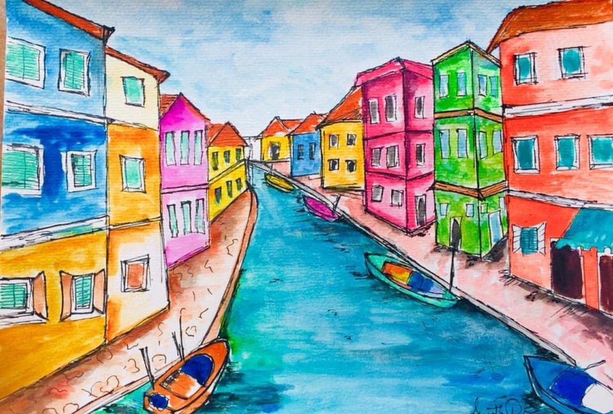 Venice - student project