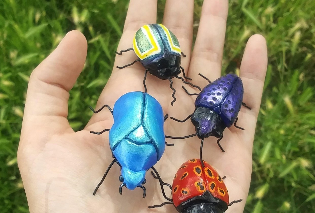 Beetles - student project