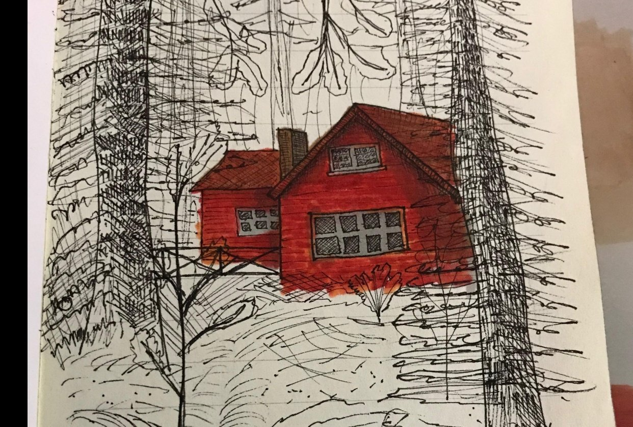 Red House - student project