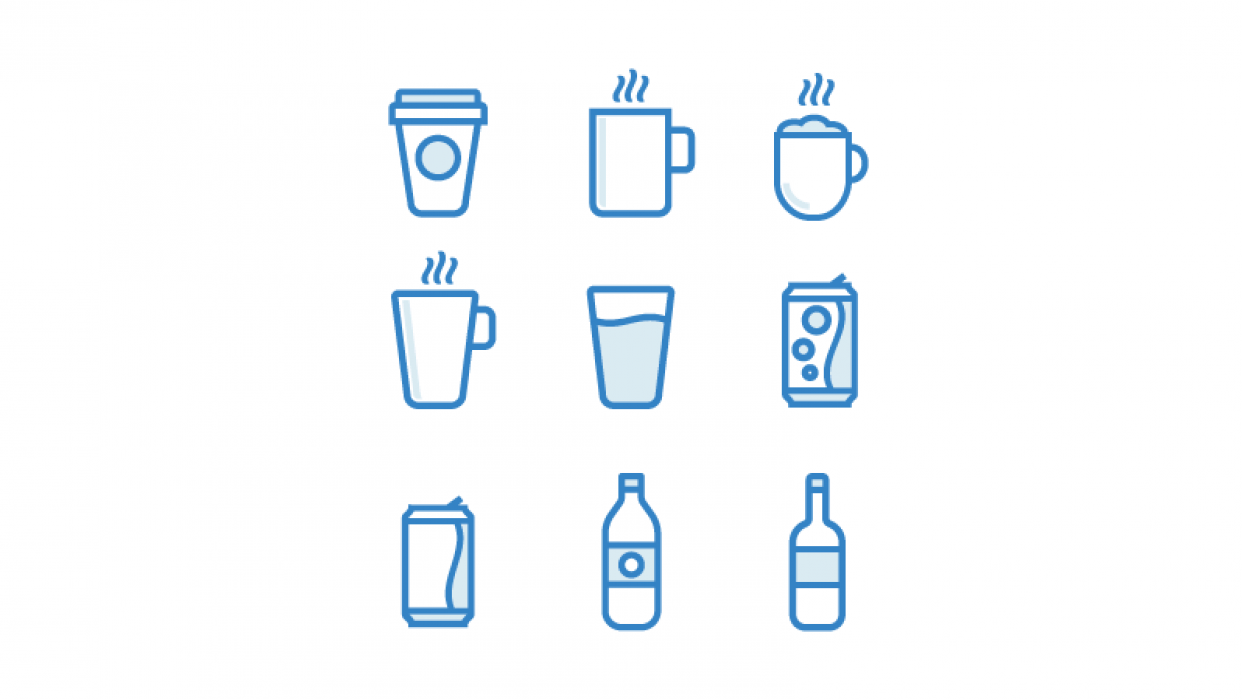 Drinks - student project