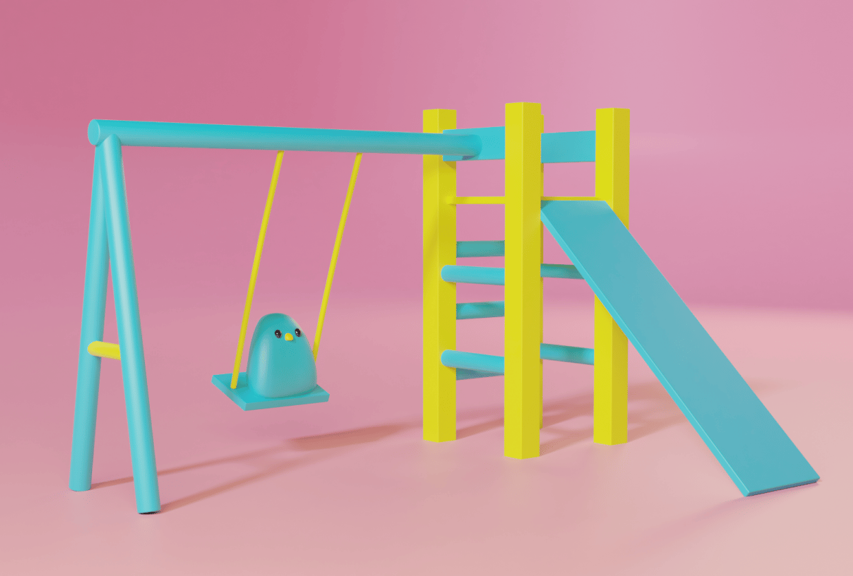 Swinging Bird - student project