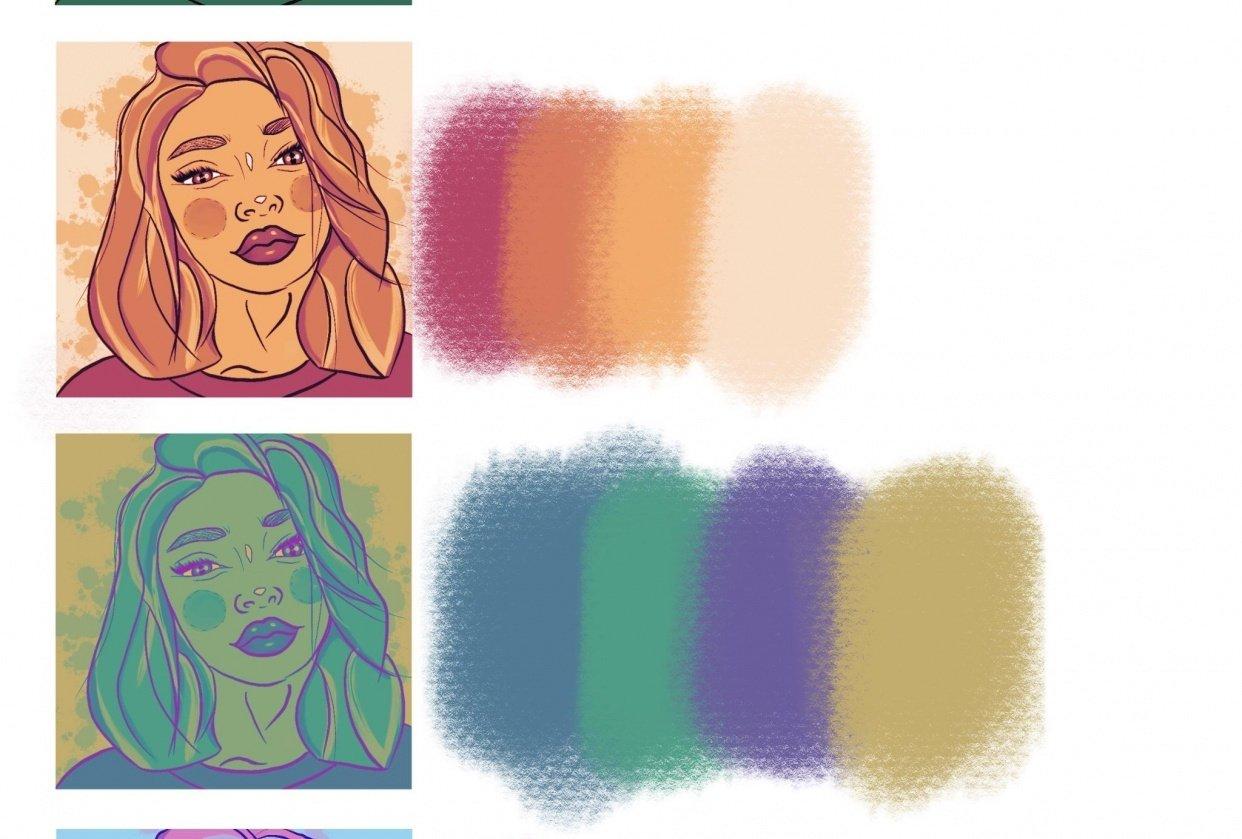 Colour Workshop - student project