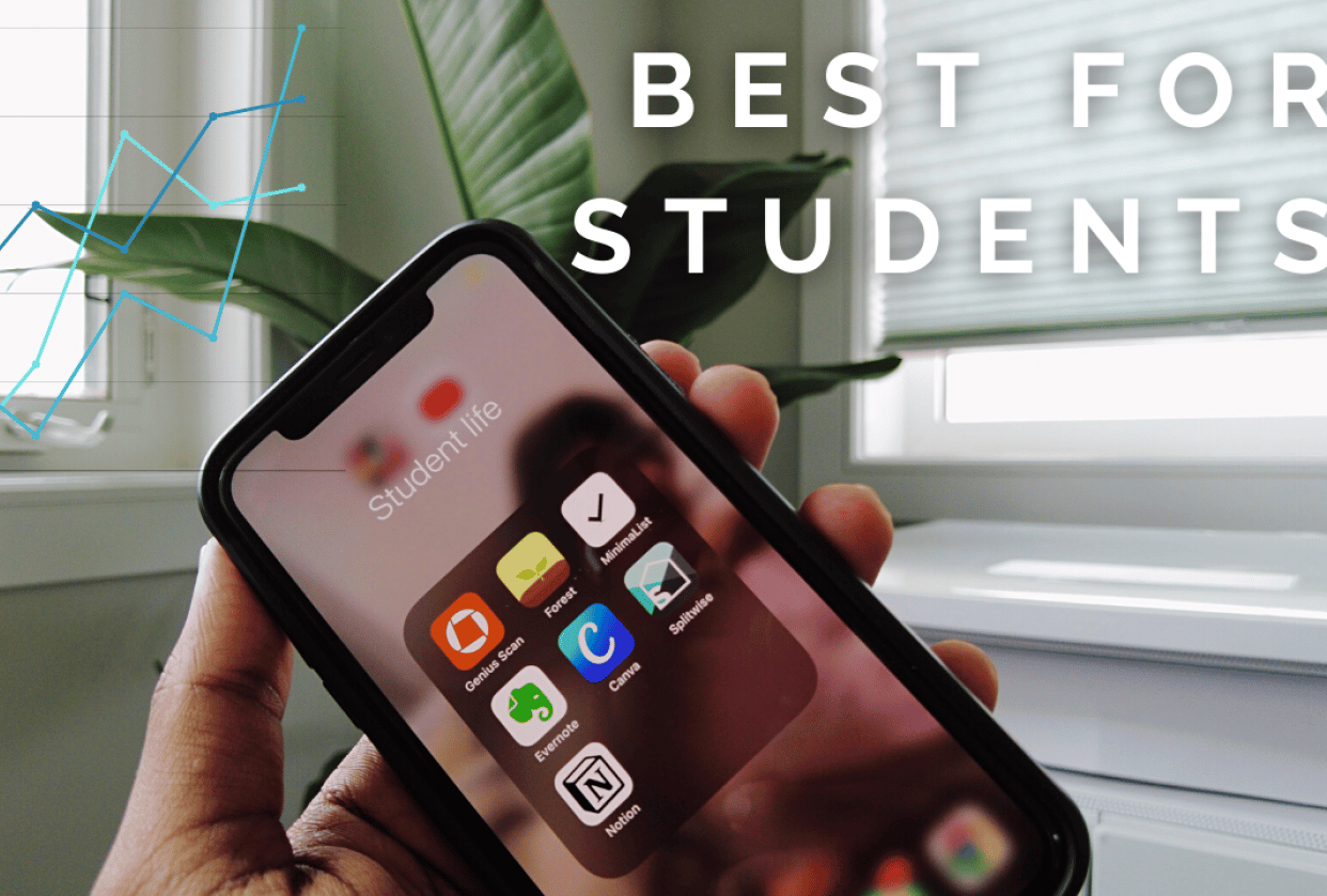 Must Have Smartphone Apps for Students (productivity and convenience) - student project