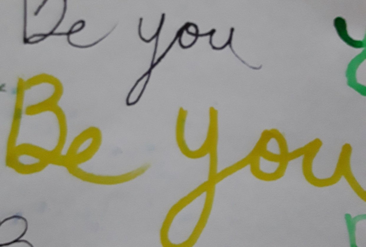 Be you - student project