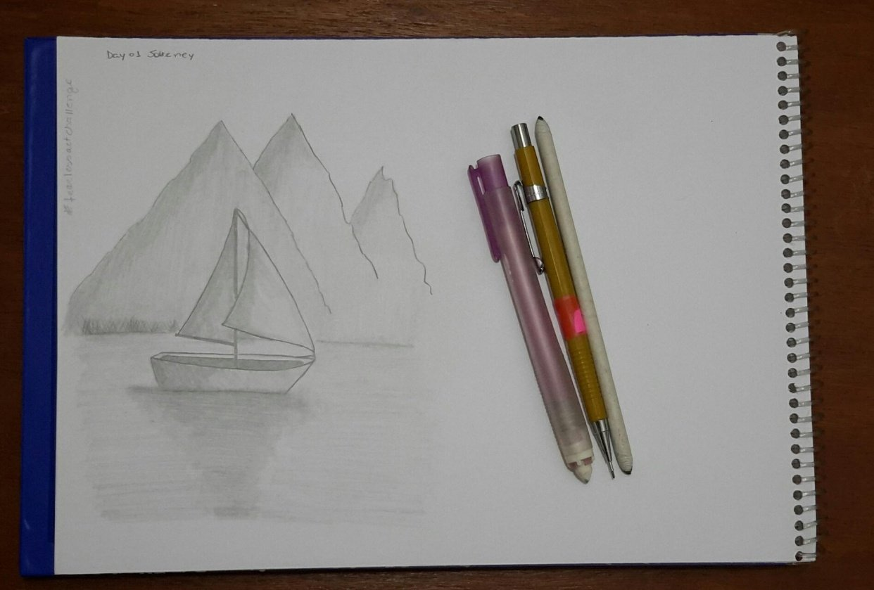 Day 01 Journey - student project