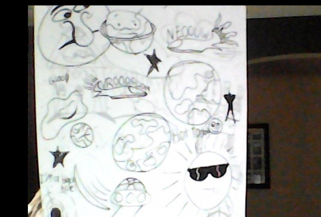 Doodles - student project