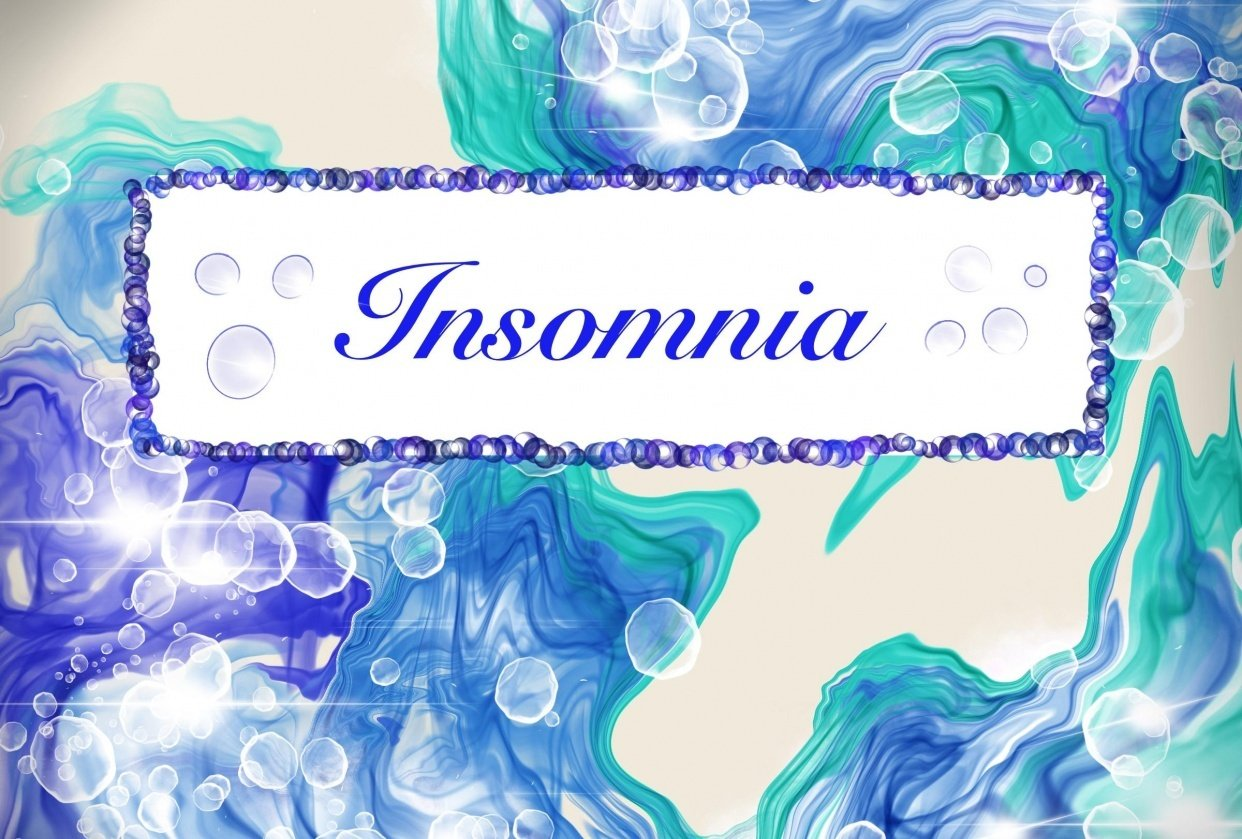 Insomnia - student project